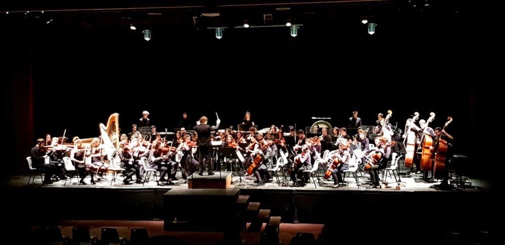 L'orchestre des jeunes