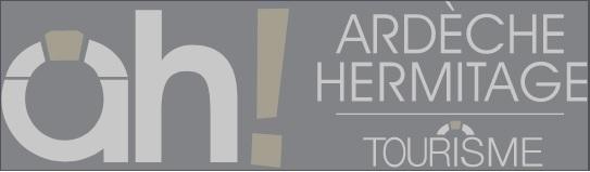 Logo Ardeche Hermitage tourime